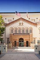 Dale E. Fowler School of Law at Chapman University in Orange California