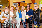 Enjoying theBallybunion Fashion Show in aid of  St Joseph's Secondary school at Tintean Theatre on Thursday were Pamela Brassil, Rose O'Connor, Sharon O'Connor, Jacqueline O'Connor, Kerry Brassil and Justine Foley