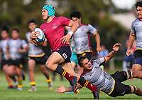 Kings College 1st XV v Liston College, Liston College, Auckland, Saturday 4 May 2019. Photo: Simon Watts/www.bwmedia.co.nz