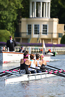 Race: 159  W.MasB.4x  Sarasota Crew, USA vs Marlow Rowing Club<br /> <br /> Henley Masters Regatta 2019 - Saturday<br /> <br /> To purchase this photo, or to see pricing information for Prints and Downloads, click the blue 'Add to Cart' button at the top-right of the page.