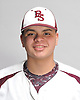 Hermes Abreu of Bay Shore poses for a portrait during the Newsday varsity baseball season preview photo shoot at company headquarters on Thursday, Mar. 10, 2016.