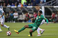 Seattle, WA - Tuesday June 14, 2016: Cristhian Machado during a Copa America Centenario Group D match between Argentina (ARG) and Bolivia (BOL) at CenturyLink Field.