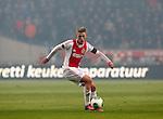 Nederland, Amsterdam, 20 januari 2013.Eredivisie.Seizoen 2012-2013.Ajax-Feyenoord.Viktor Fischer van Ajax.