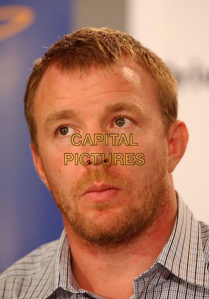 GUY RITCHIE.2005 Toronto Film Festival, Toronto, Ontario.September 11th, 2005.Photo Credit: George Shepherd/AdMedia.headshot portrait stubble facial hair.www.capitalpictures.com.sales@capitalpictures.com.© Capital Pictures.