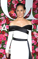 NEW YORK, NY - JUNE 10: Laura Metcalf attends the 72nd Annual Tony Awards at Radio City Music Hall on June 10, 2018 in New York City.  <br /> CAP/MPI/JP<br /> &copy;JP/MPI/Capital Pictures