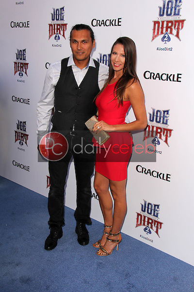 Adam Beach<br />