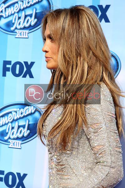 Jennifer Lopez<br /> at the American Idol Season 13 Finale, Nokia Theater, Los Angeles, CA 05-21-14<br /> David Edwards/DailyCeleb.com 818-249-4998