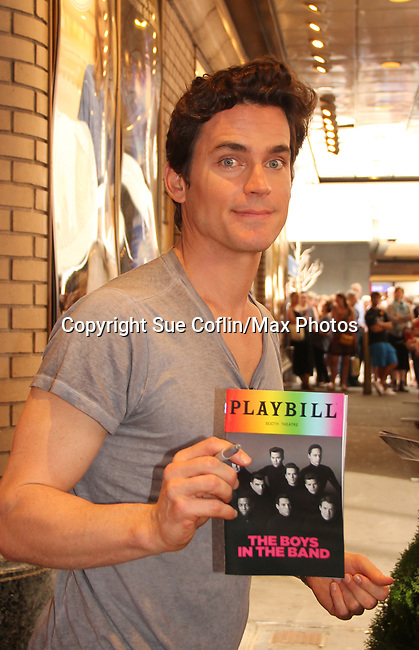 06-02-18 Tuc Watkins - Matthew Bomer - The Boys in the Band