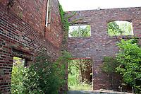 Midland Brick Factory Ruins, Peru, KS