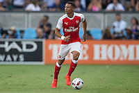 San Jose, CA - Thursday, July 28, 2016: Arsenal defeated MLS All-Stars 2-1 at Avaya Stadium.