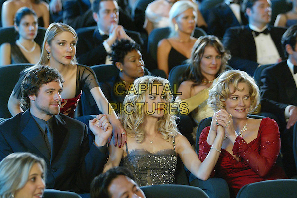 DAVID SUTCLIFFE, RHEA SEEHORN, TERI POLO & CYBILL SHEPHERD.in I'm With Her.ÒWinners & Losers & Whiners & Boozers, Part IÓ.Filmstill - Editorial Use Only.Ref: FB.www.capitalpictures.com.sales@capitalpictures.com.Supplied by Capital Pictures