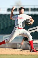 Scott Mathieson - Scottsdale Scorpions, 2009 Arizona Fall League.Photo by:  Bill Mitchell/Four Seam Images..