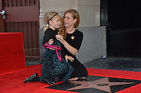 Amy Adams &amp; Aviana Olea Le Gallo at Hollywood Walk of Fame Star Ceremony honoring actress Amy Adams.<br /> Los Angeles, USA 11th January  2017<br /> Picture: Paul Smith/Featureflash/SilverHub 0208 004 5359 sales@silverhubmedia.com