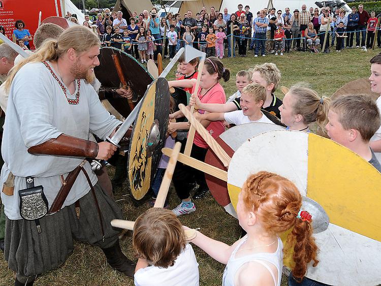 DN Viking Children 2.jpg   Colin Bell