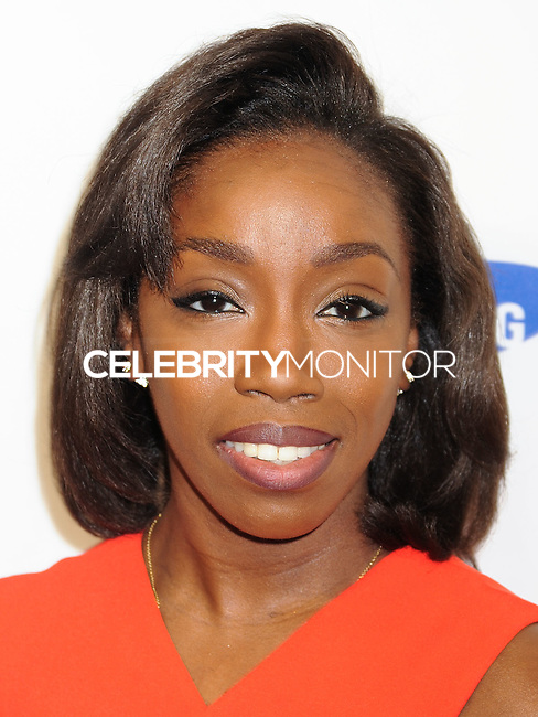 NEW YORK CITY, NY, USA - JUNE 10: Estelle at the 13th Annual Samsung Hope For Children Gala held at Cipriani Wall Street on June 10, 2014 in New York City, New York, United States. (Photo by Celebrity Monitor)