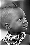 A Turkana child in a village nr. Lokitaung<br /> (bordering Sudan and Ethiopia),   <br /> Ilemi Triangle, Northern Kenya.