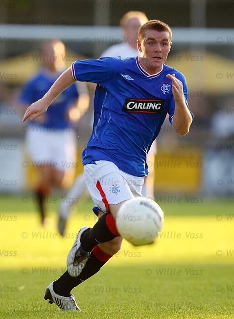 John Fleck, Rangers