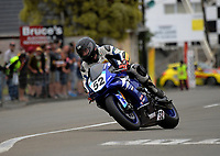 Hayden Fitzgerald (New PLymouth) during Formula One race one. The 2017 Suzuki series Cemetery Circuit motorcycle racing at Cooks Gardens in Wanganui, New Zealand on Tuesday, 27 December 2017. Photo: Dave Lintott / lintottphoto.co.nz