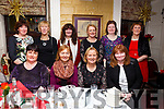 Celebrating Womens Little Christmas in the Brogue Inn on Saturday night last, seated l-r, Nora Hurlihey, Josephine O&rsquo;Connor, Breda Ann Courtney and Joan Kelly.<br /> Back l-r, Helen Foley, Maura Coleman, Mary Hartnet, Geraldine Sheehan, Siobhan Foley and Catherine Murphy.