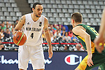 07.09.2014. Barcelona, Spain. 2014 FIBA Basketball World Cup, round of 16. Picture show L. Tait  in action during game between New Zealand   v  Lithuania at Palau St. Jordi