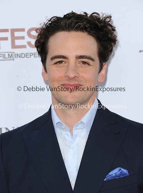 """Vincent Piazza attends The Los Angeles Film Festival 2014 Closing Night Premiere of Warner bros. Pictures """"Jersey Boys"""" held at The Regal Cinemas L.A. Live in Los Angeles, California on June 19,2014                                                                               © 2014 Hollywood Press Agency"""