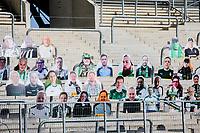 2020 Borussia Fans create Cardboard Fans for Ghost Games Apr 6th