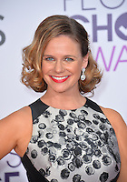 Andrea Barber at the 2017 People's Choice Awards at The Microsoft Theatre, L.A. Live, Los Angeles, USA 18th January  2017<br /> Picture: Paul Smith/Featureflash/SilverHub 0208 004 5359 sales@silverhubmedia.com