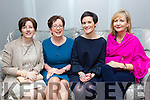 At the Recovery Haven 'Valentines With A Difference' in the rose Hotel on Tuesday were Moira Moran, Caitriona O'Mahony, Elaine O'Keefe and Eileen McNamara