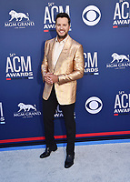 LAS VEGAS, CA - APRIL 07: Luke Bryan attends the 54th Academy Of Country Music Awards at MGM Grand Hotel &amp; Casino on April 07, 2019 in Las Vegas, Nevada.<br /> CAP/ROT/TM<br /> &copy;TM/ROT/Capital Pictures