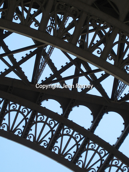 Eiffel Tower Triptych - Right