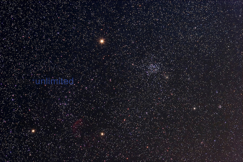 Mars and M35