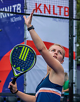 Rosmalen, Netherlands, 11 June, 2019, Tennis, Libema Open, Kidsday<br /> Photo: Henk Koster/tennisimages.com