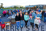 Knightstown on Valentia Island welcomed a new dining experience on Thursday with the opening of the Cable & Co Food Truck pictured here front l-r; Alex Casey, Martina Casey, Fiona Lyne, Fiadh Lynch, Shaun O'Connor, Sinead Marie O'Connor & Kai Lynch along with family and friends for opening night.