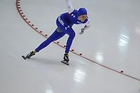 SCHAATSEN: HEERENVEEN: IJsstadion Thialf, 07-02-15, World Cup, 1000m Ladies Division A, Heather Richardson (USA), ©foto Martin de Jong