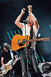 Dierks Bentley performs at LP Field during the 2011 CMA Music Festival on June 10, 2011 in Nashville, Tennessee.