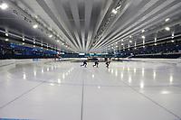 SPEEDSKATING: HEERENVEEN: 03-07-2019, first test Icederby rink, ©photo Martin de Jong