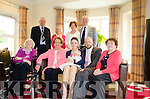 3 month old Sophie Horgan, Lissyclearig, Kenmare pictured with her parents John and Nicole and her grandparents and three great-grandparents at the celebration of her christening in the Brook Lane Hotel on Sunday.