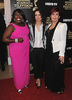 BEVERLY HILLS, CA - JUNE 22:  Sheryl Underwood, Sara Gilbert and Sharon Osbourne at the 41st Annual Daytime Emmy Awards at the Beverly Hilton Hotel on June 22, 2014 in Beverly Hills, California. SKPG/MPI/Starlitepics