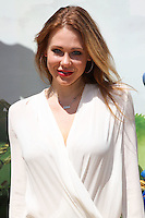 "WESTWOOD, LOS ANGELES, CA, USA - MAY 03: Maitland Ward at the Los Angeles Premiere Of ""Legends Of Oz: Dorthy's Return"" held at the Regency Village Theatre on May 3, 2014 in Westwood, Los Angeles, California, United States. (Photo by Celebrity Monitor)"