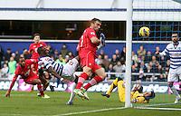 QPR v Southampton 17-Nov-2012