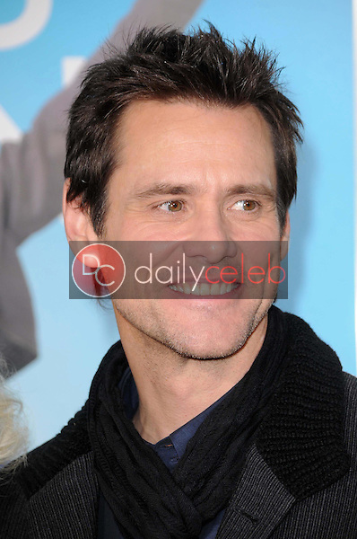 Jim Carrey <br /> at the Los Angeles Premiere of 'Yes Man'. Mann VIllage Theater, Westwood, CA. 12-17-08<br /> Dave Edwards/DailyCeleb.com 818-249-4998