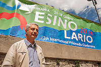 Esino Lario, lago di Como,giugno 2016 –12° conferenza internazionale Wikipedia, 12° international Wikipedia Conference