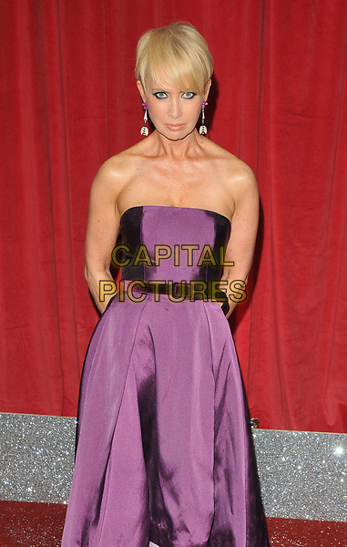 Lysette Anthony at the British Soap Awards 2017, The Lowry Theatre, Pier 8, Salford Quays, Salford, Manchester, England, UK, on Saturday 03 June 2017.<br /> CAP/CAN<br /> &copy;CAN/Capital Pictures