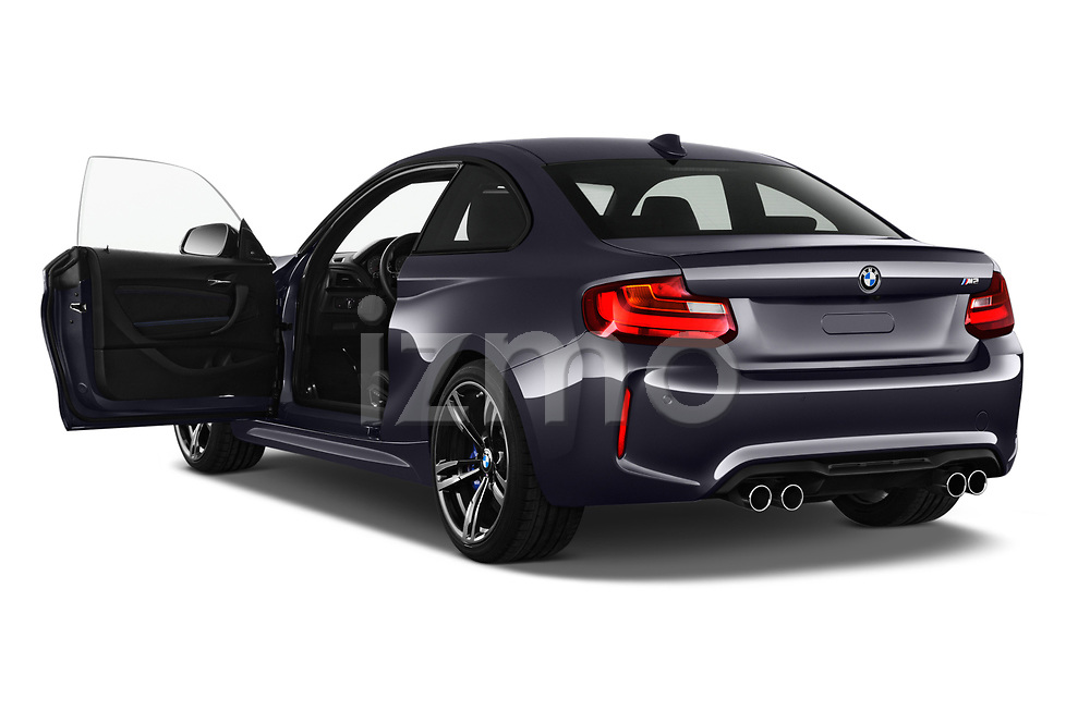 Car images close up view of a 2017 BMW M2 Base 2 Door Coupe doors