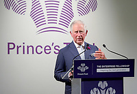 Prince Charles Princes Trust Youth Can Do It Reception