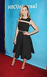 PASADENA, CA - JANUARY 15: Actress Amanda Schull attends the NBCUniversal 2015 Press Tour at the Langham Huntington Hotel on January 15, 2015 in Pasadena, California.