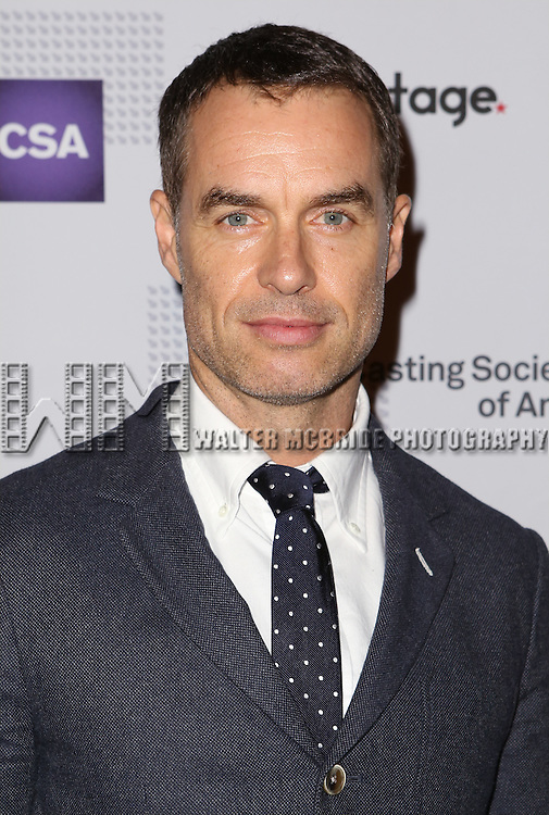 Murray Bartlett attends the 30th Annual Artios Awards at 42 WEST on January 22, 2015 in New York City.