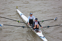Crew: 453  BRX-FINDELL  Broxbourne Rowing Club  W MasD 2x<br /> <br /> Pairs Head 2018<br /> <br /> To purchase this photo, or to see pricing information for Prints and Downloads, click the blue 'Add to Cart' button at the top-right of the page.