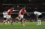 270914 Arsenal v Tottenham