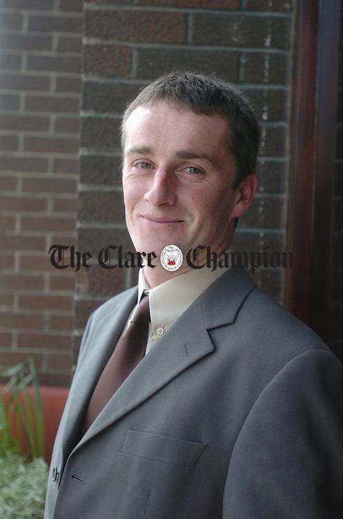 Oliver Keating.